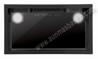 Campana Integrable Cata GC DUAL A BK 75 Cristal negro 80 cm