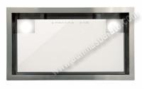 Campana Integrable Cata GC DUAL A WH 75 Cristal blanco 80cm