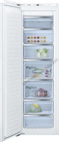Congelador vertical Integrable Bosch GIN81AE30 NoFrost 177cm A
