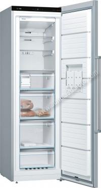 Congelador vertical Bosch GSN36AI3P NoFrost Inox 186cm A