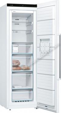 Congelador vertical Bosch GSN36AW3P NoFrost Blanco 186cm A