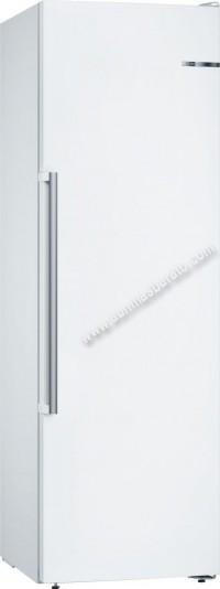 Congelador vertical Bosch GSN36AWEP NoFrost Blanco 186cm A