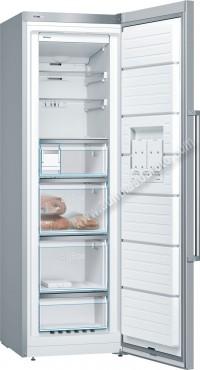 Congelador vertical Bosch GSN36BI3P NoFrost Inox 186cm A