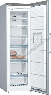 Congelador vertical Bosch GSN36VI3P NoFrost Inox 186cm A
