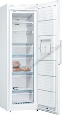 Congelador vertical Bosch GSN36VW3P NoFrost Blanco 186cm A