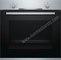 Horno Multifuncion Bosch HBA510BR0 Cristal negro e inox