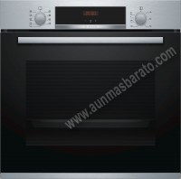 Horno Multifuncion Bosch HBA512ER0 Cristal negro e inox