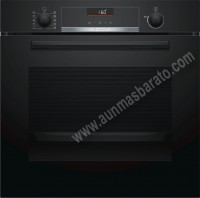 Horno Multifuncion Bosch HBA5360B0 Negro A