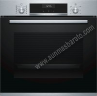 Horno Multifuncion Bosch HBA5370S0 Cristal negro e Inox