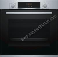 Horno pirolitico Bosch HBA5740R0 Inox y Cristal Negro
