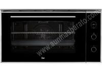 Horno Multifuncion Teka HLF 940 Cristal negro e Inox 45cm