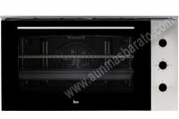 Horno Multifuncion Teka HSF 900 Cristal negro e Inox 45cm