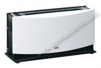 Tostador Braun HT 500 Blanco