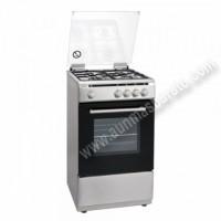 Cocina tradicional Hyundai HYCO448BX Inox 4 zonas