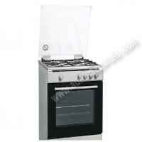 Cocina tradicional Hyundai HYCO648BEX Inox 4 zonas