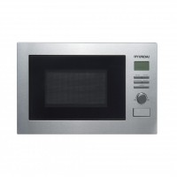 Microondas con grill Hyundai HYMI25LGDE Inox 25 Litros