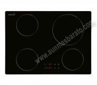Vitroceramica Induccion Cata IB 5004 BK 4 zonas 60cm