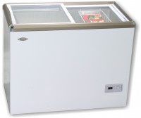 Congelador horizontal Rommer ICE230 Blanco A