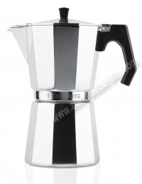 Cafetera de aluminio Taurus Italica Induction 12