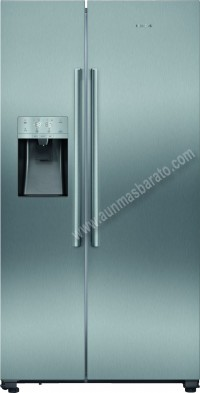 Frigorifico americano Siemens KA93DVIFP No Frost Inox Antihuellas