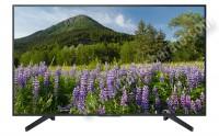 TV LED 43  Sony KD43XF7096 4K UHD SmartTV WIFI