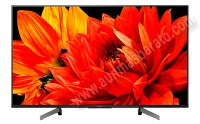 TV LED 43  Sony KD43XG8396 4K SmartTV WIFI