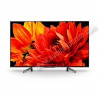 TV LED 49  Sony KD49XG8396 4K UHD SmartTV WIFI