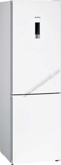 Frigorifico combi Siemens KG36NXWEA NoFrost Blanco 186cm