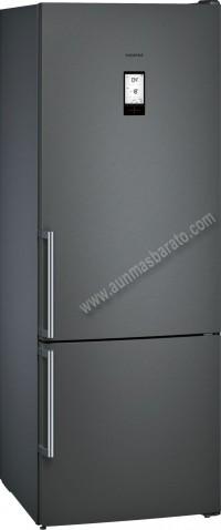 Frigorifico Siemens KG56NHX3P NoFrost Black inox 193cm A