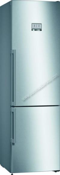 Frigorifico combi Bosch KGF39PIDP NoFrost Inox antihuellas 203cm