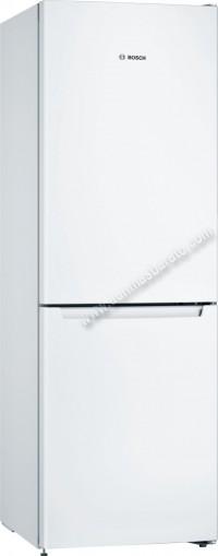 Frigorifico combi Bosch KGN33NWEA NoFrost Blanco 176cm E