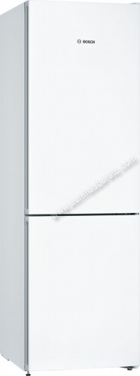 Frigorifico combi Bosch KGN36VWEA NoFrost Blanco 186cm A