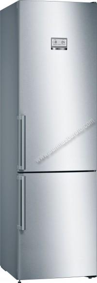 Frigorifico combi Bosch KGN39AIEP NoFrost Inox antihuellas 203cm