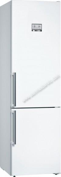 Frigorifico combi Bosch KGN39AWEP NoFrost Blanco 203cm A