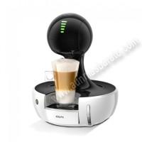 Cafetera KRUPS Dolce Gusto KP3501IB Drop Blanca