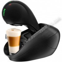 Cafetera KRUPS Dolce Gusto KP6008 Movenza Negra