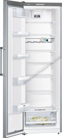 Frigorifico 1 puerta Siemens KS36VVI3P Inox 186cm A