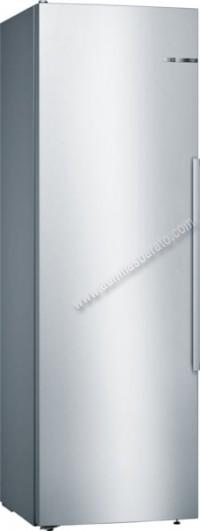 Frigorifico 1 puerta Bosch KSV36AIDP Inox 186cm
