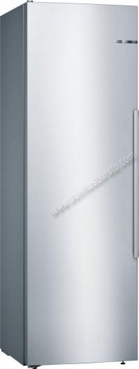 Frigorifico 1 puerta Bosch KSV36AIEP Inox 186cm