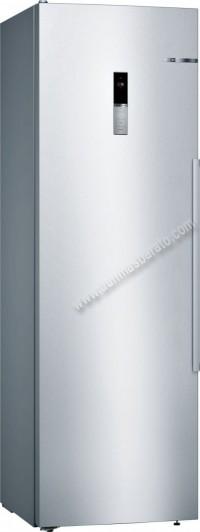 Frigorifico 1 puerta Bosch KSV36BIEP Inox 186cm