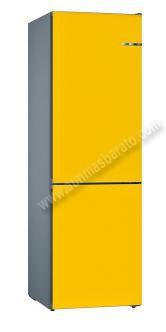 Frigorifico combi Bosch KVN39IFEA Amarillo NoFrost 203cm A