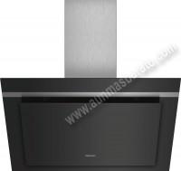 Campana decorativa Siemens LC87KHM60 Cristal Negro 80cm