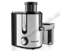 Licuadora Taurus Liquafruits Pro Compact 500W Inox y negra