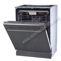 Lavavajillas Integrable Cata LVI60014 14 servicios 60cm A