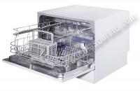Lavavajillas compacto TEKA LP2140 Blanco A