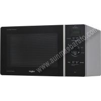 Microondas con grill Whirlpool MCP347SL Silver y negro 25 Litros