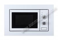Microondas integrable con grill Cata MMA 20 WH Blanco 20 litros