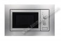 Microondas integrable con grill Cata MMA 20 X Inox 20 litros