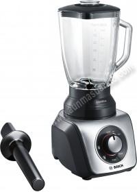 Batidora de vaso Bosch MMB65G5M 800W Negra e inox