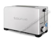 Tostadora Taurus MyToast Legend 1 ranura 1050W Inox